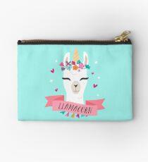 Llamacorn | Magical Llama Unicorn Studio Pouch