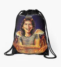Bon Scott Drawstring Bag