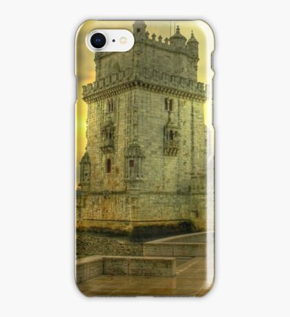 Torre de Belém.... iPhone Case/Skin