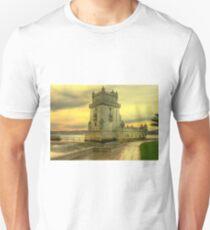 Torre de Belém.... T-Shirt