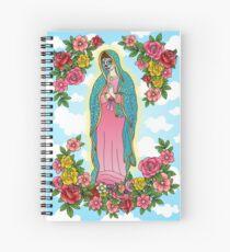 Maria de los Muertos Spiral Notebook