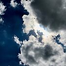 Sun Through the Clouds 1 by justminting