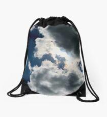 Sun Through the Clouds 1 Drawstring Bag