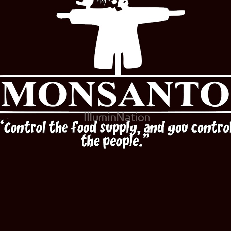 Image result for monsanto control the food supply