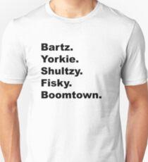 Camiseta ajustada Jugadores de hockey- Letterkenny