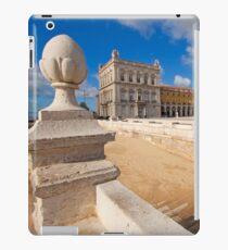 Terreiro do paço I iPad Case/Skin