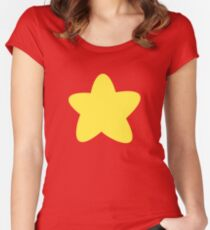 Steven's Star Women's Fitted Scoop T-Shirt