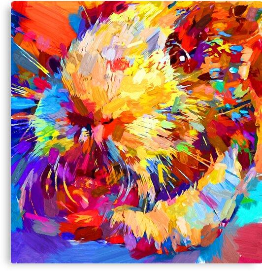 Guinea Pig by ChrisButler