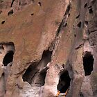 Cliff dwellings I by zumi