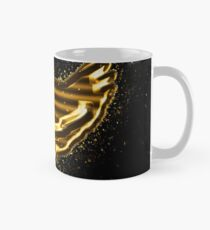 Chicken hen golden Gold Mug