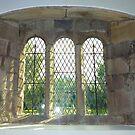ST MICHAELS CHURCH  by Lilian Marshall