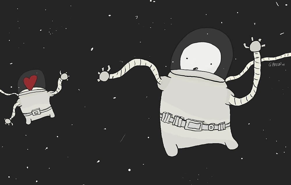 Spaceboy by therealgame