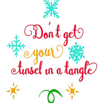 Don't Get Your Tinsel in a Tangle, RBSSP by sandyspider
