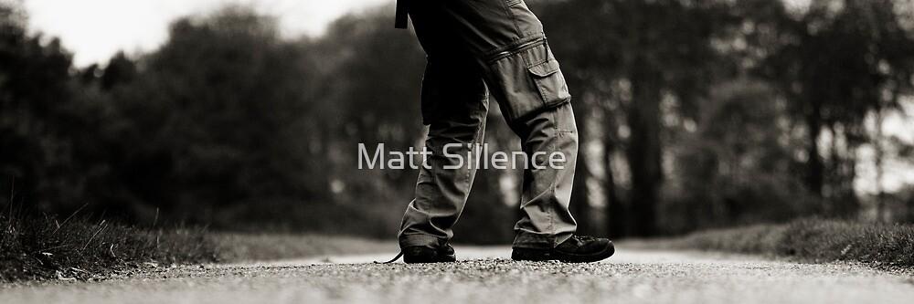 Tired old Legs by Matt Sillence