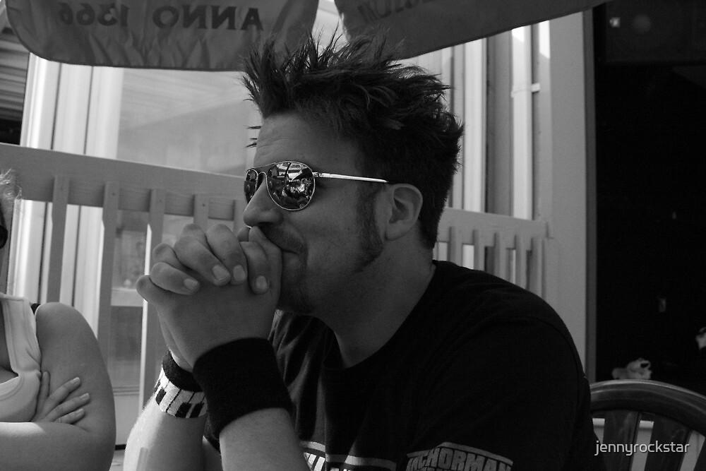 Matt - Aviators by jennyrockstar