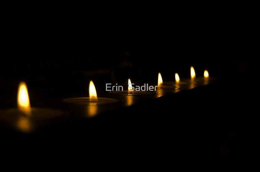 Fire Light by Erin  Sadler