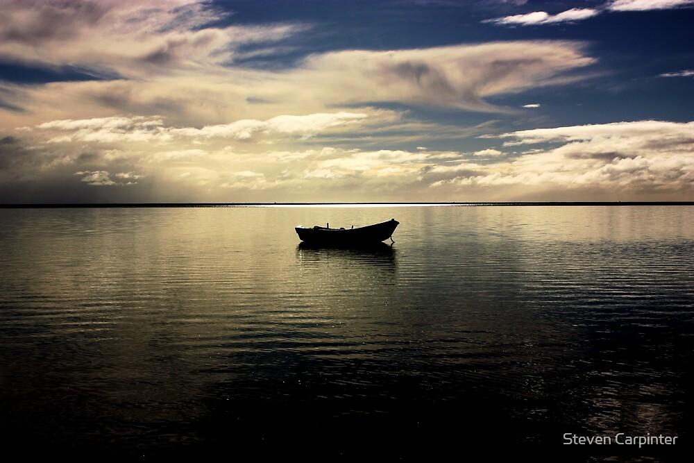 Leaving Nelson, late Winter by Steven Carpinter