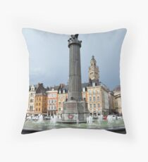 Lille, France Throw Pillow