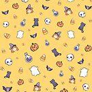 Gespenstisches nettes Halloween 2 von raediocloud