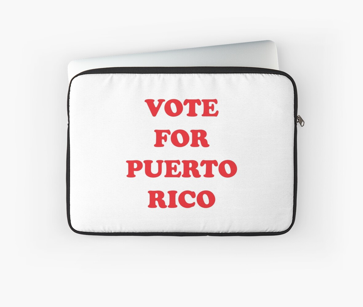 Vote for Puerto Rico by CitizenCan