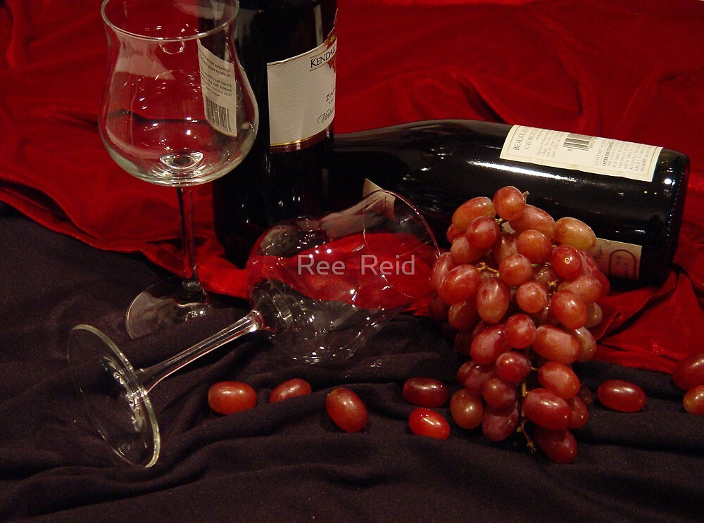 Red Red Wine by Ree  Reid