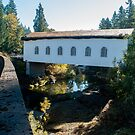 Dorena Covered Bridge by Susan Vinson