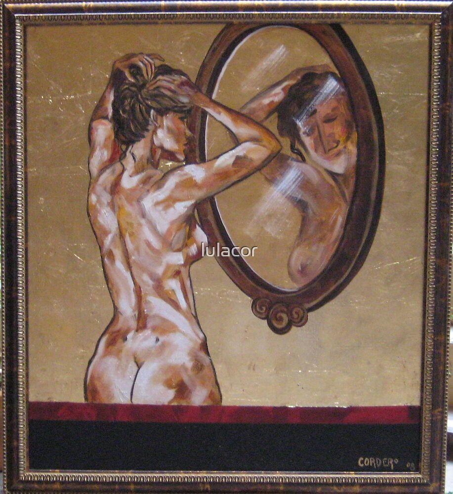 Ante el espejo by lulacor