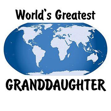 World's Greatest Granddaughter by viktor64
