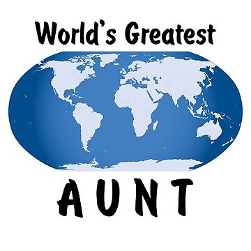 World's Greatest Aunt by viktor64