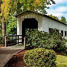 Centennial Covered Bridge by Susan Vinson