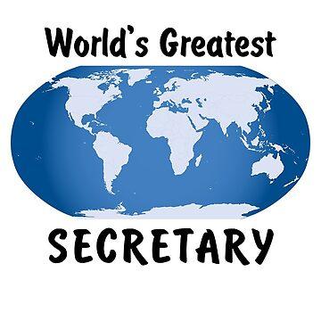 World's Greatest Secretary by viktor64