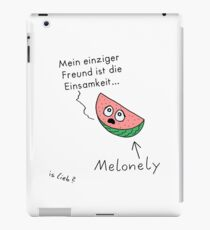 Melonely islieb iPad-Hülle & Skin