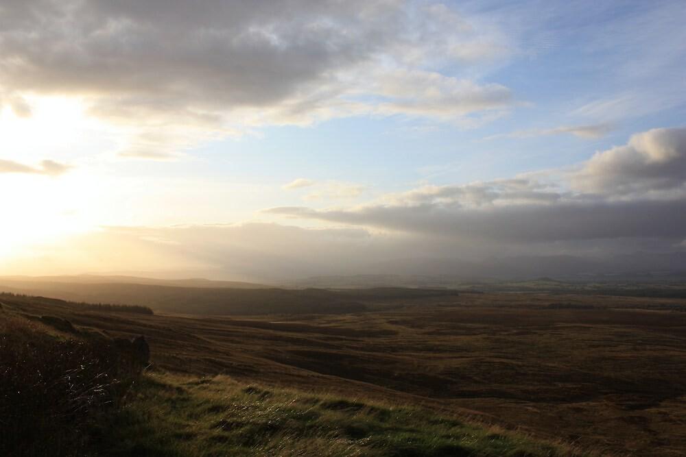 Beautiful Scotland by MrSandblast
