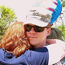 WELCOME HOME DAN!-In Honor of our Veterans by debbiedoda