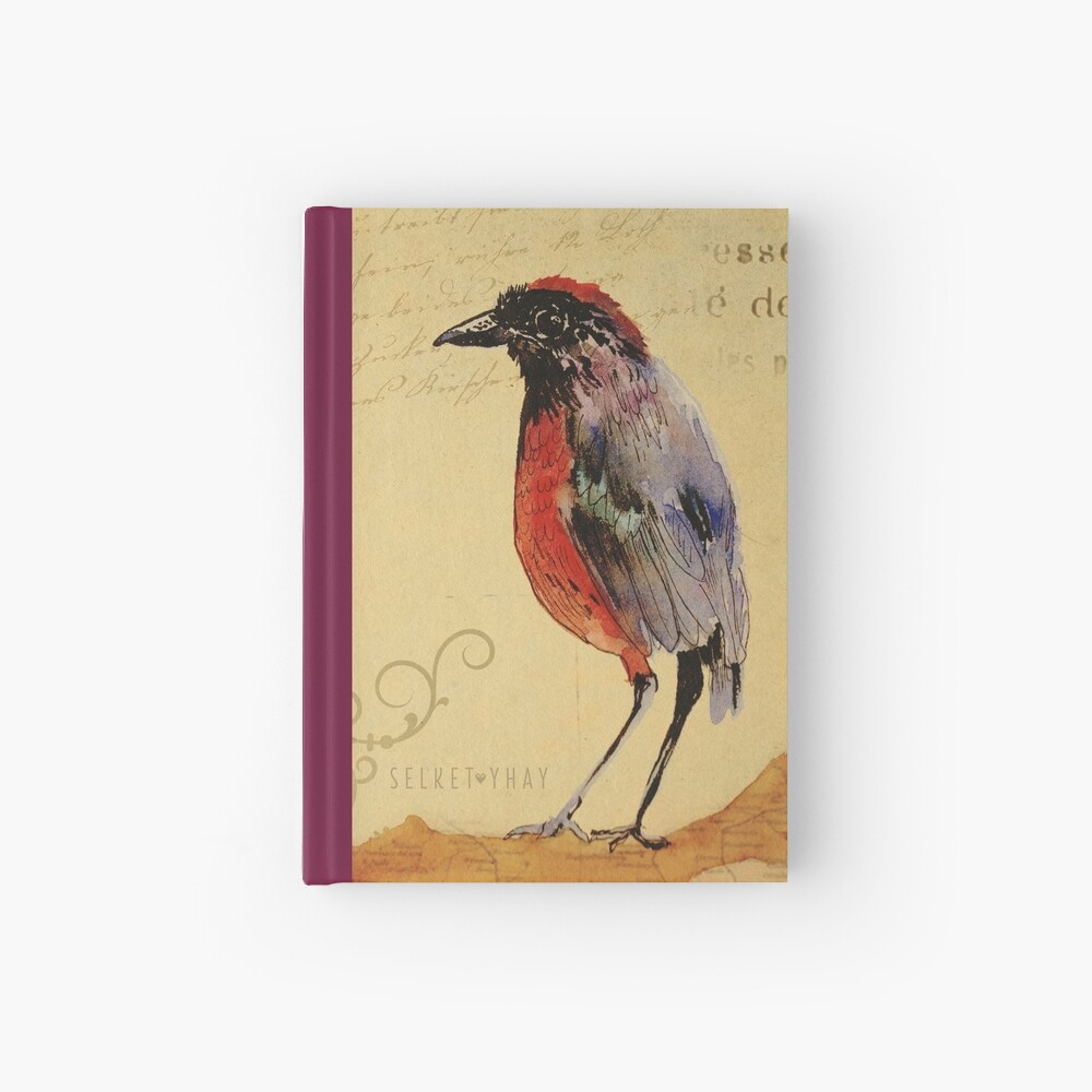 Bird Hardcover Journal