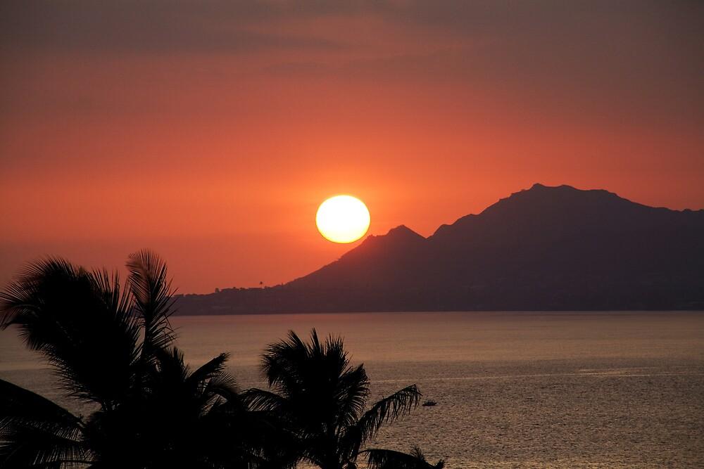 Hawaii Kai Sunset by ashleemeyer