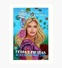 feria Art Print