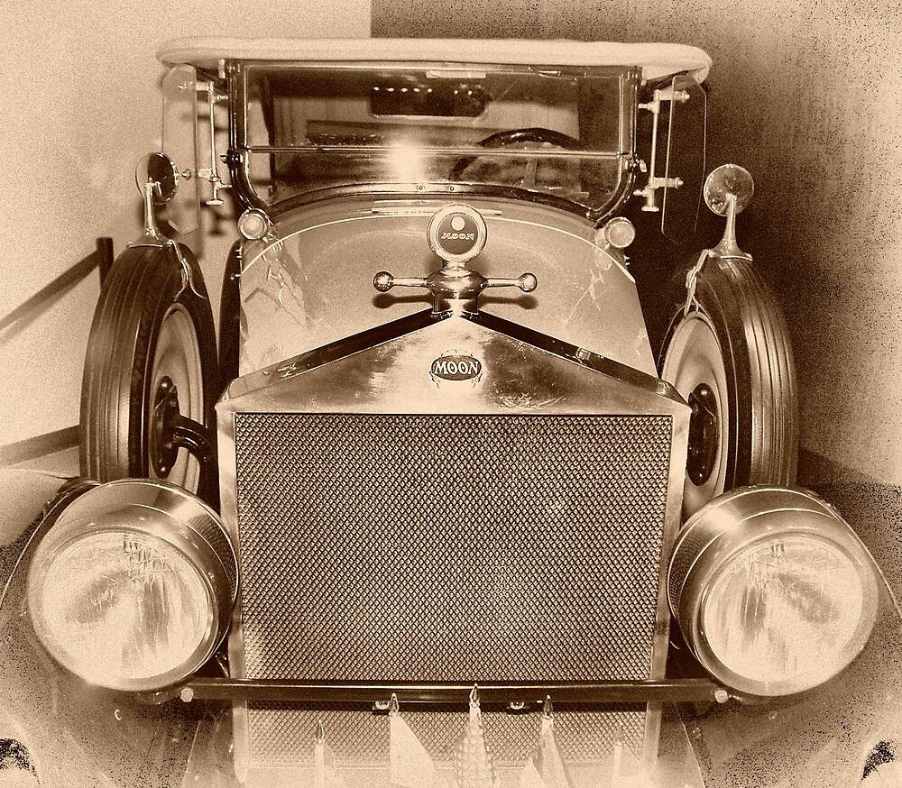 Vintage Car 9 by colorsofplanet