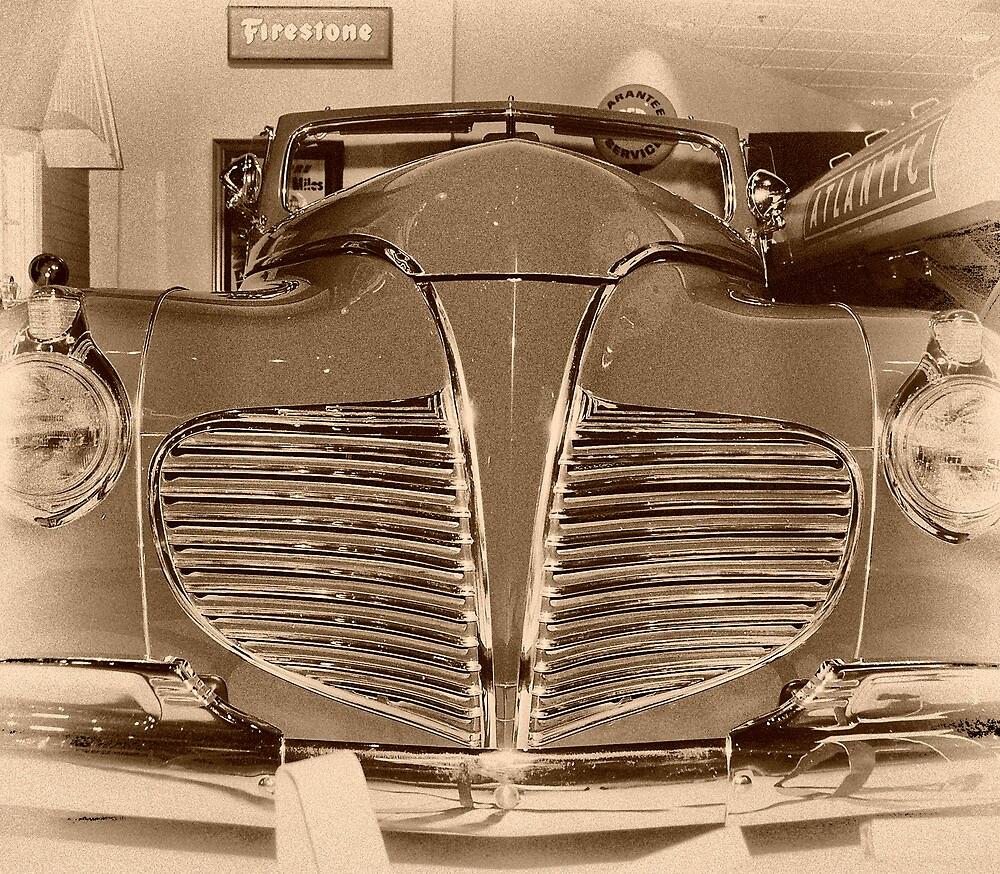 Vintage Car 12 by colorsofplanet