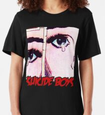 SUICIDEBOYS MERCH Slim Fit T-Shirt