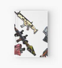 Cuaderno de tapa dura FNBR Guns