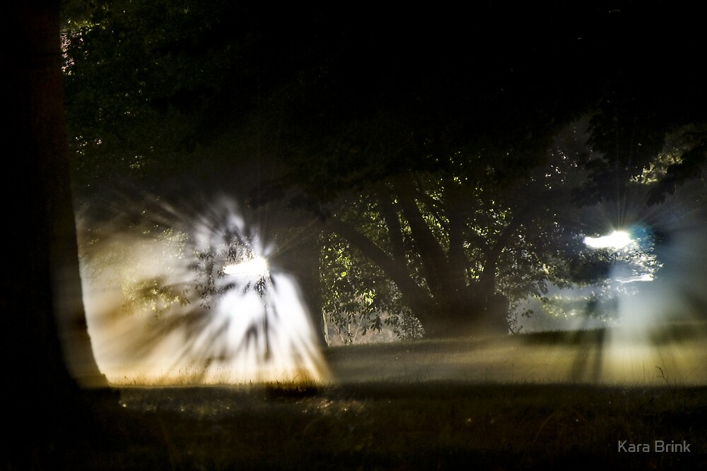 shine through by Kara Brink
