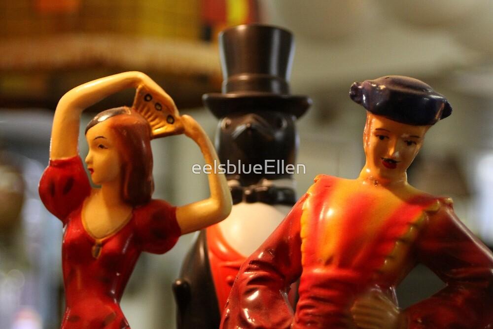 Boutique Trio by eelsblueEllen
