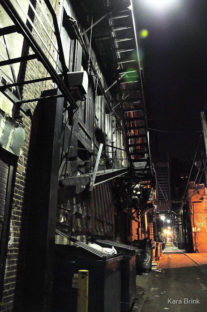 alley way by Kara Brink