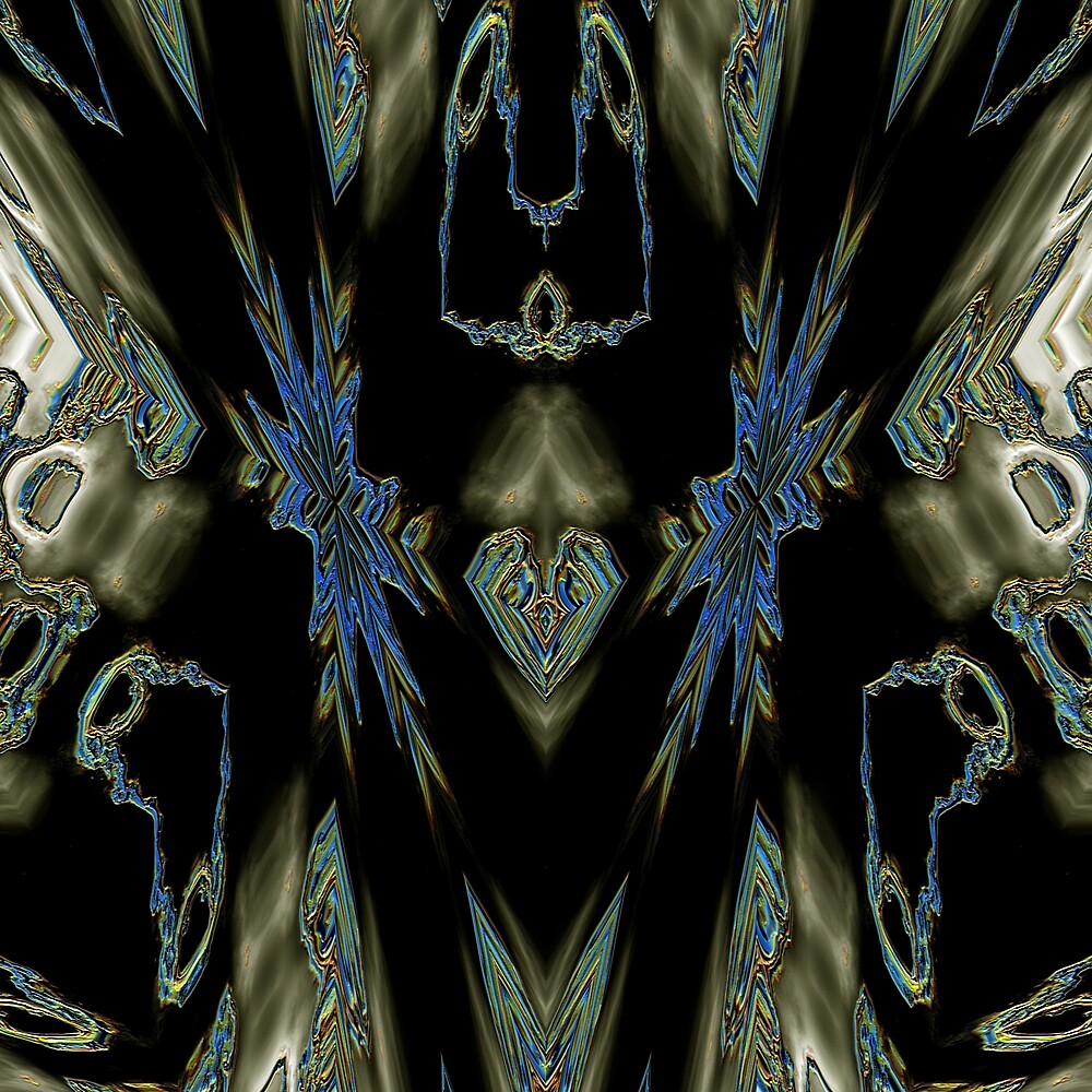 Night Lights 1500 by Hugh Fathers