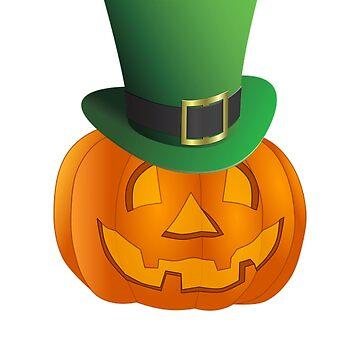 Irish Halloween by zejose