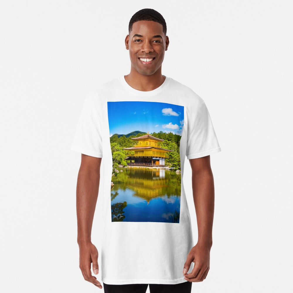 Kinkakuji Long T-Shirt