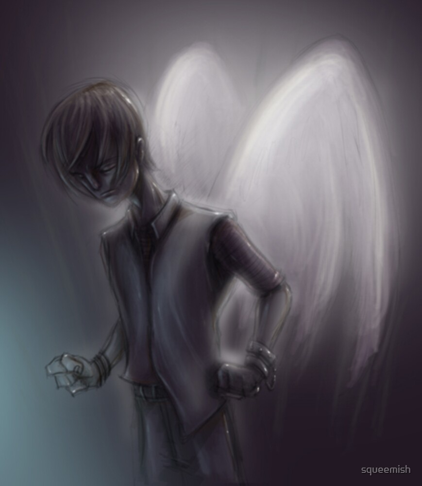 Emo Angel by squeemish