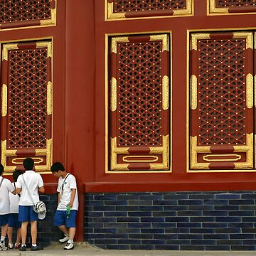 """""""Temple of Heaven """" in China by Karotene"""