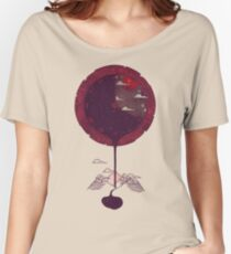 Night Falling Women's Relaxed Fit T-Shirt